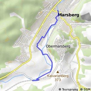 RSW (HSK-02) Marsberg - (HSK-03) Marsberg-Obermarsberg