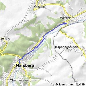RSW (HSK-01) Marsberg-Westheim - (HSK-02) Marsberg