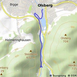 RSW (HSK-15) Olsberg-Wulmeringhausen - (HSK-16) Olsberg