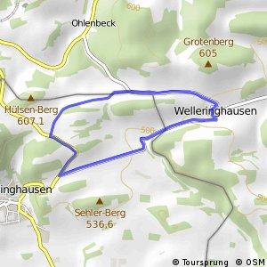 RSW (HSK-70) Medebach-Düdinghausen - (xx) Willingen-Welleringhausen
