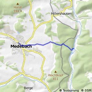 RSW (HSK-66) Medebach - (xx) Lichtenfels-Goddelsheim