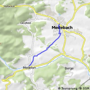 RSW (HSK-65) Medebach-Medelon - (HSK-66) Medebach
