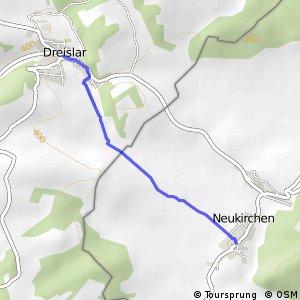 RSW (HSK-64) Medebach-Dreislar - (xx) Lichtenfels-Neukirchen