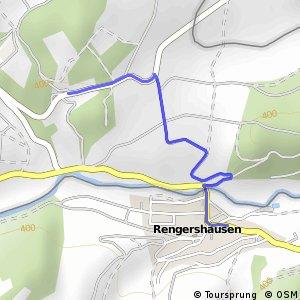 RSW (HSK-62) Hallenberg-Braunshausen - (xx) Frankenberg-Rengershausen