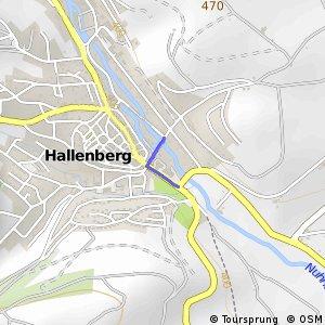 RSW (HSK-60) Hallenberg - (HSK-61) Hallenberg