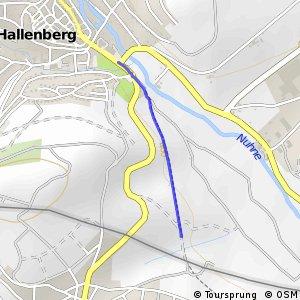 RSW (HSK-60) Hallenberg - (xx) Bromskirchen