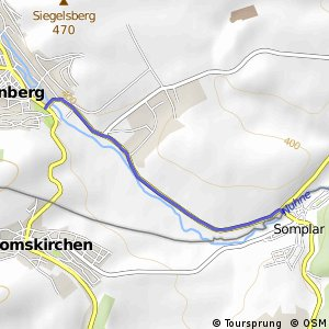 RSW (HSK-60) Hallenberg - (xx) Bromskirchen-Somplar