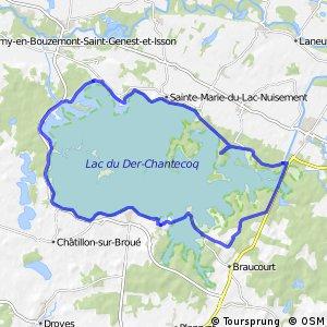 Voie Verte du lac du Der et de Saint-Dizier