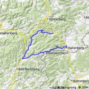 Knotenpunktnetzwerk Kreis Siegen-Wittgenstein