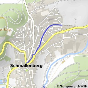 RSW (HSK-46) Schmallenberg - (HSK-50) Schmallenberg