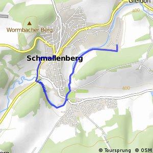 RSW (HSK-47) Schmallenberg-Ohlenbach - (HSK-50) Schmallenberg