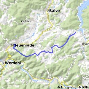 RSW (HSK-38) Sundern-Bruchhausen - (MK-47) Neuenrade