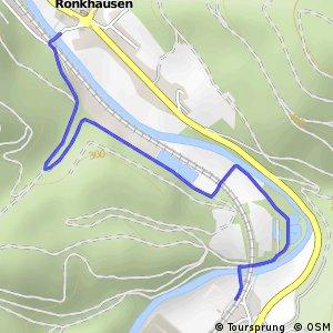 RSW (OE-50) Finnentrop-Lenhausen - (OE-51) Finnentrop-Rönkhausen