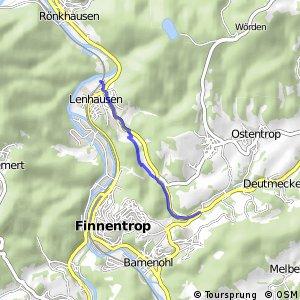 RSW (OE-49) Finnentrop-Frettermühle - (OE-50) Finnentrop-Lenhausen