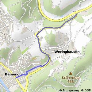 RSW (OE-47) Finnentrop-Bamenohl - (OE-49) Finnentrop-Frettermühle