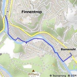 RSW (OE-47) Finnentrop-Bamenohl - (OE-48) Finnentrop-Biggemündung