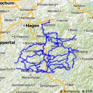 Knotenpunktnetzwerk Märkischer Kreis