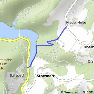 RSW (MK-13) Herscheid-Niederholte - (MK-17) Herscheid-Stottmert
