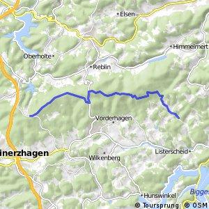RSW (MK-19) Meinerzhagen - (MK-24) Meinerzhagen–Valbert