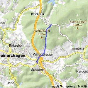 RSW (MK-19) Meinerzhagen - (MK-35) Meinerzhagen