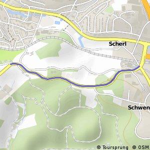 RSW (MK-33) Meinerzhagen - (MK-35) Meinerzhagen