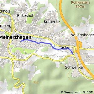 RSW (MK-31) Meinerzhagen - (MK-35) Meinerzhagen