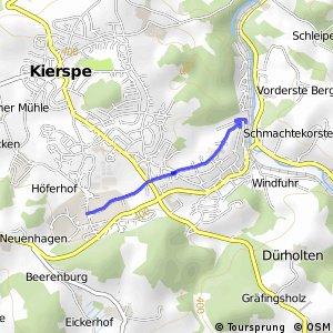 RSW (MK-26) Kierspe - Kierspe-Bf