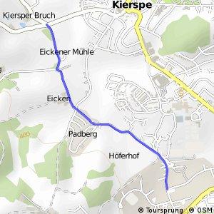 RSW (MK-23) Kiersper Bruch - (MK-26) Kierspe