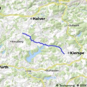 RSW (MK-01) Halver-Anschlag - (MK-23) Kiersper Bruch