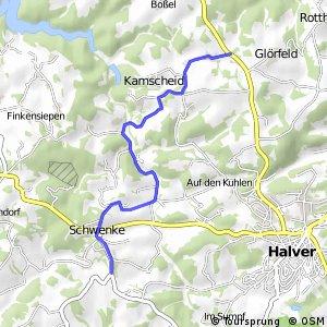 RSW (MK-03) Halver-Vormbaum - (MK-92) Halver-Hohenplanken