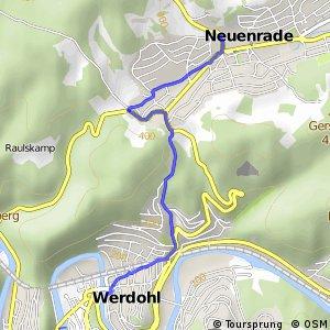 RSW (MK-62) Neuenrade - (MK-63) Werdohl