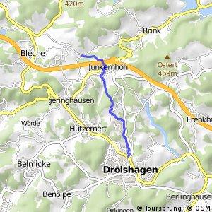 RSW (OE-01) Drolshagen-Germinghausen - (OE-02) Drolshagen