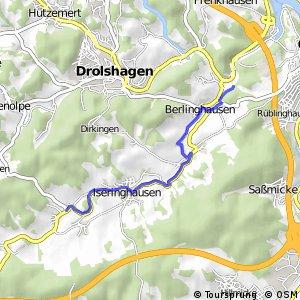 RSW (OE-04) Drolshagen-Husten - (OE-13) Drolshagen-Eichenermühle