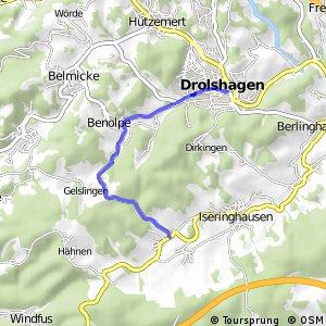 RSW (OE-03) Drolshagen - (OE-04) Drolshagen-Husten