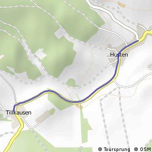 RSW (OE-04) Drolshagen-Husten - (GM-xx) Reichshof-Tillkausen