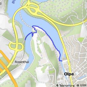 RSW (OE-12) Olpe-Rosenthal - (OE-14) Olpe