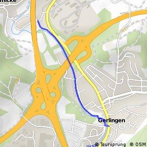 RSW (OE-06) Wenden-Gerlingen - (OE-07) Olpe-Saßmicke