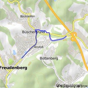 RSW (SI-47) Freudenberg-Lindenberg - (SI-58) Freudenberg