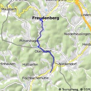 RSW (SI-57) Freudenberg - (AK-xx) Niederfischbach