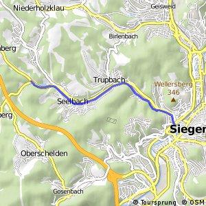 RSW (SI-38) Siegen - (SI-45) Freudenberg-Alchen