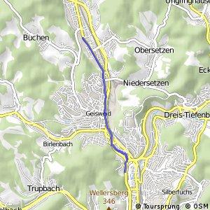 RSW (SI-44) Siegen - (SI-48) Siegen