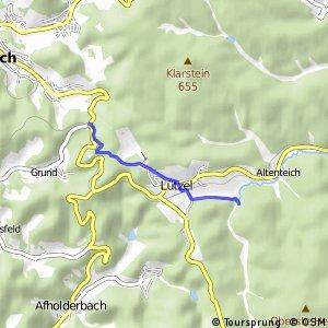 RSW (SI-13) Hilchenbach-Zollposten - (SI-15) Hilchenbach-Lützel