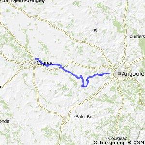 Véloroute voie verte Val de Charente