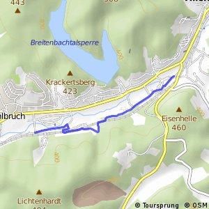 RSW (SI-14) Hilchenbach-Allenbach - (SI-53) Hilchenbach-Dahlbruch