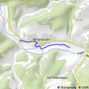 RSW (SI-04) Bad Berleburg-Berghausen - (SI-05) Bad Berleburg-Raumland