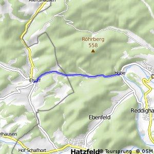 RSW (SI-08) Bad Berleburg-Elshoff - (KB-xx) Battenberg