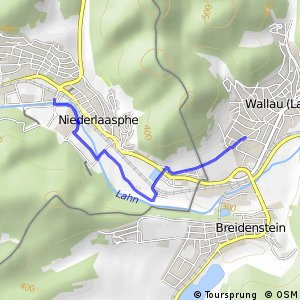 RSW (SI-23) Bad Laasphe - (MR-xx) Biedenkopf-Wallau