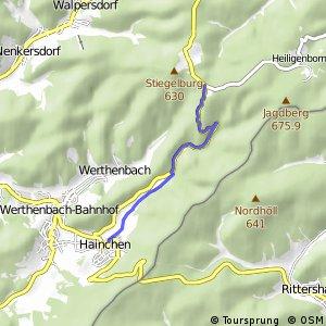 RSW (SI-24) Netphen-Nenkersdorf - (SI-26) Netphen-Hainchen