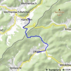 RSW (SI-26) Netphen-Hainchen - (LDK-xx) Haiger-Offdilln