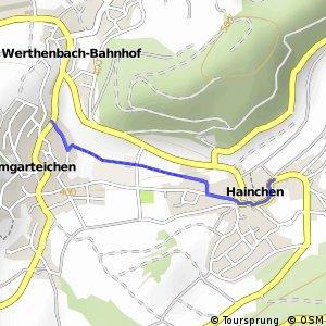 RSW (SI-26) Netphen-Hainchen - (SI-27) Netphen-Irmgarteichen
